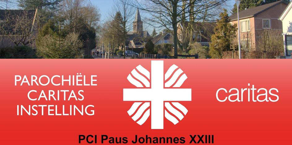 Logo PCI en kerk Loerikseweg